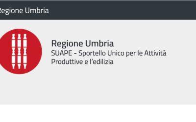 SUAPE in Umbria